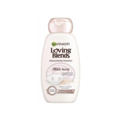 Garnier Loving Blends Shampoo milde haver