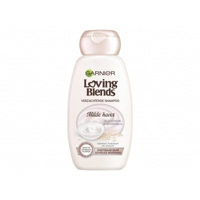 Garnier Loving Blends Shampoo milde haver