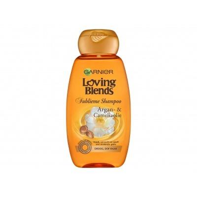 Garnier Loving Blends Shampoo argan en camelia olie