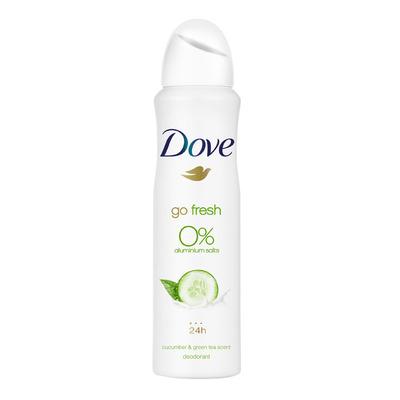 Dove W deo go fresh cucumber