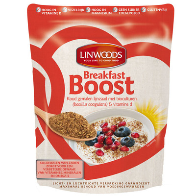 Linwoods Breakfast boost vitamine D