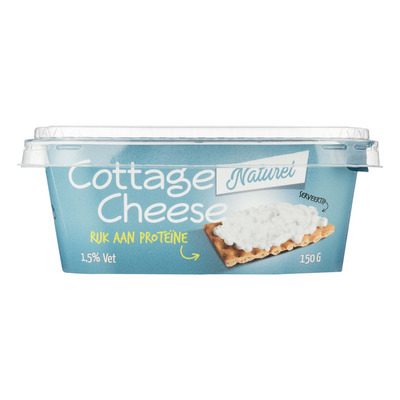 Cottage cheese Naturel