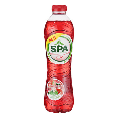 Spa Duo Strawberry Watermelon