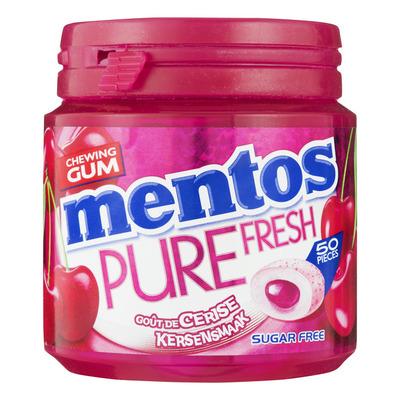 Mentos Gum pure fresh cherry