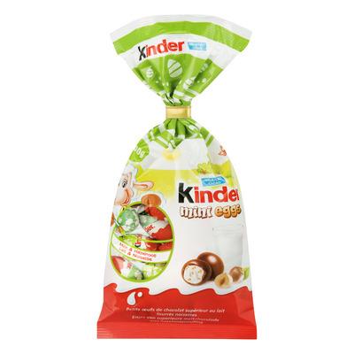 Kinder Mini eggs hazelnoot