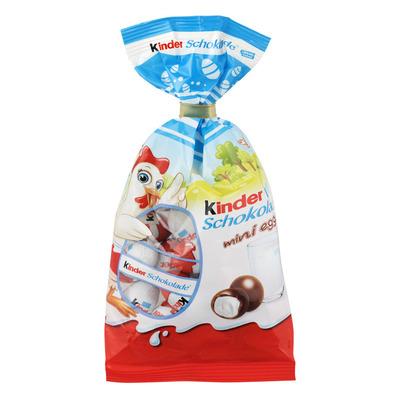 Kinder Chocolade mini eggs