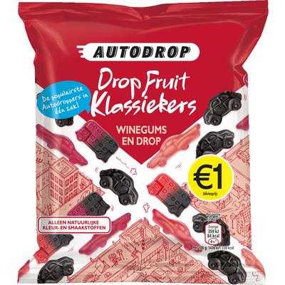 Autodrop Drop fruit klassiekers