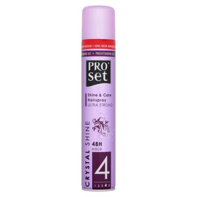 ProSet Crystal Shine Hairspray
