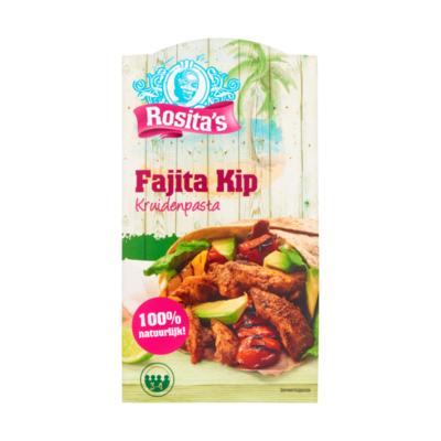 Rosita's Fajita Kip Kruidenpasta