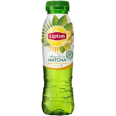 Lipton Ice matcha green ginger lemongrass