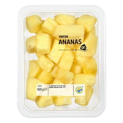 Huismerk Verse ananas stukjes
