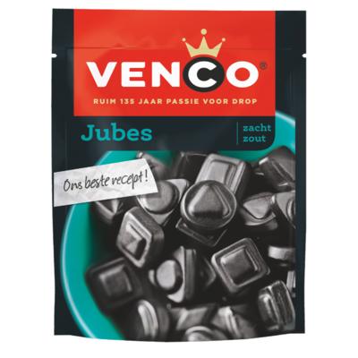 Venco Jubes zacht zout