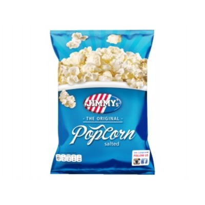 Jimmy's Popcorn salt