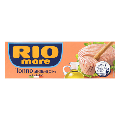 Rio Mare Tonijn all'olio di oliva