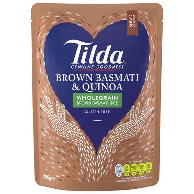 Tilda Coconut steamed basmati