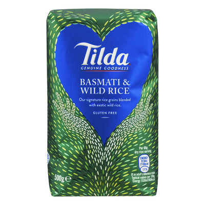 Tilda Pure & wild basmati