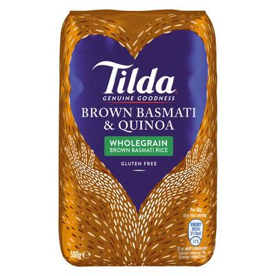 Tilda Pure & wholegrain basmati