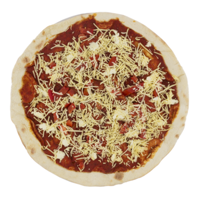Huismerk Pizza Margaritha