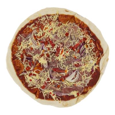 PLUS Pizza Prosciutto