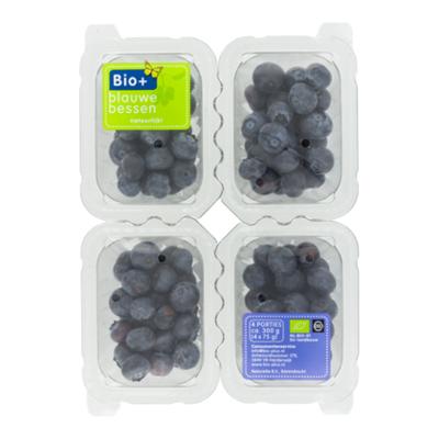 Bio+ Blauwe bessen biologisch