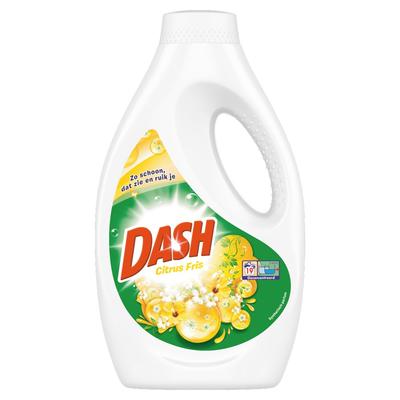 Dash Vloeibaar Wasmiddel Citrus Fris 1,045L 19Wasbeurten