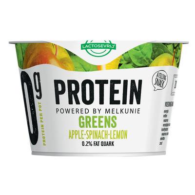Melkunie Protein kwark apple-spinach-lemon