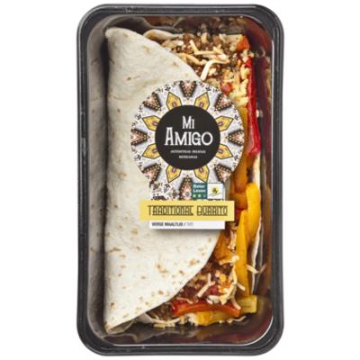 Mi Amigo Traditional burrito beter leven 1 ster