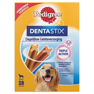 Pedigree hondensnack dentastix maxi