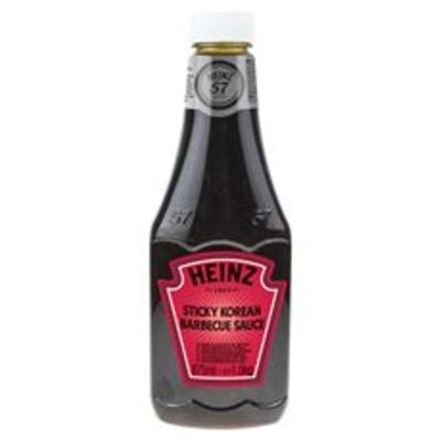 Heinz Sticky Korean barbecue sauce 875 ml