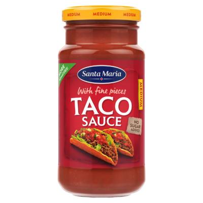 Santa Maria Taco Sauce Medium 230 g