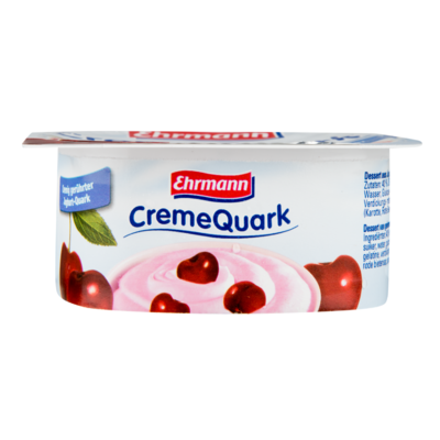 Ehrmann Creme quark