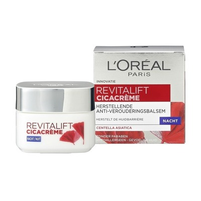 L'Oréal Paris Revitalift Cica Nachtcrème