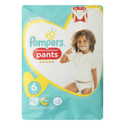 Pampers Premium protection pants maat 6