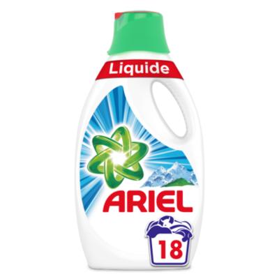 Ariel Vloeibaar alpine 18sc