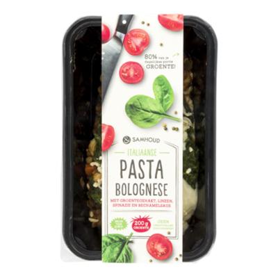 &Samhoud Italiaanse pasta bolognese