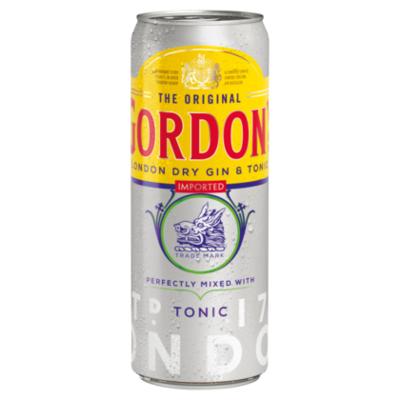 Gordon's Gordon's Tonic 4-pack