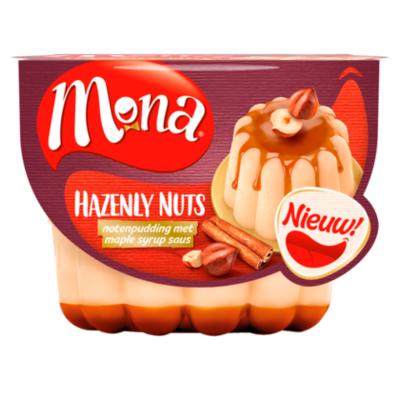 Mona Hazenly nuts