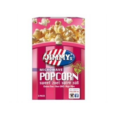 Jimmy's Magnetron popcorn zoet