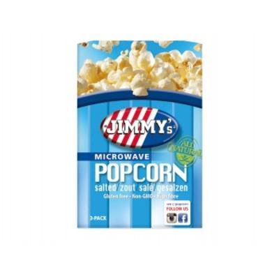 Jimmy's Magnetron popcorn zout