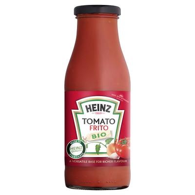 Heinz Frito bio