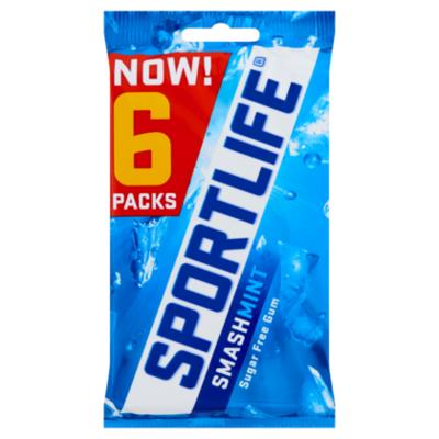 Sportlife Smashmint 6 pack
