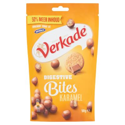 Verkade Digestive Bites Karamel 180 g