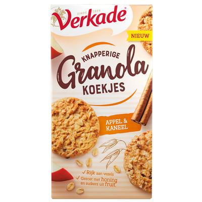 Verkade Knapperige granola pure choco-amandel