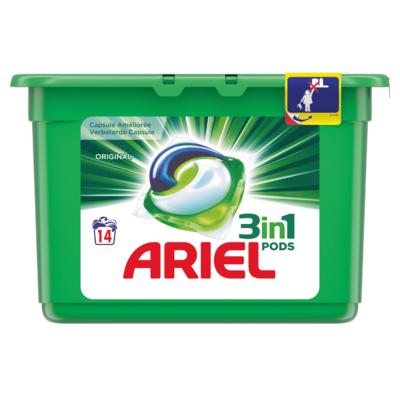 Ariel Vloeibaar wasmiddel pods original