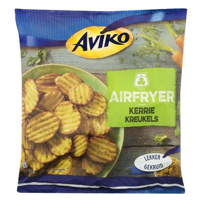 Aviko Airfryer kerrie kreukels