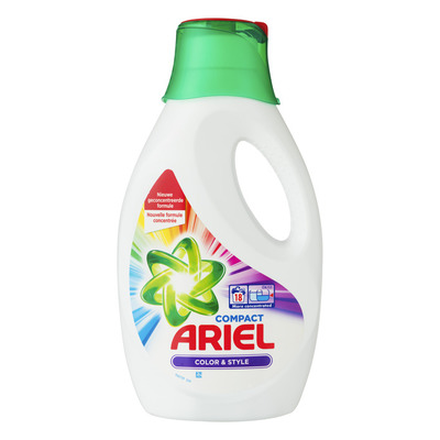 Ariel Kleur & stijl vloeibaar wasmiddel