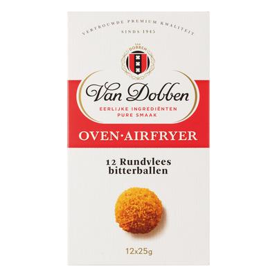 Van Dobben Oven rundvlees bitterbal