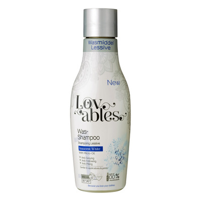 Lovables Shampoo innocent white