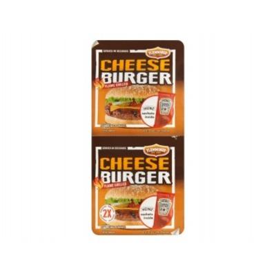 Flemmings Broodje cheeseburger duo