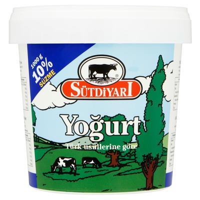 Sütdiyari Mediterranean Style Yoghurt 1000 g